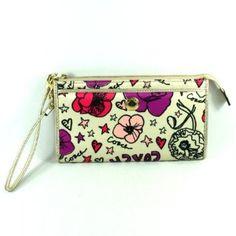 !@Best Buy Coach Kyra Floral Scarf Print Zippy Wallet/ Clutch (Multi Color) #47316        .Check Price >> http://loanoneday.com/sale/landingpage.php?asin=B008O2QB68