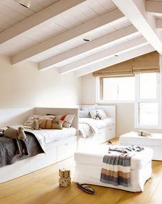 Duplica el espacio con muebles de doble uso · ElMueble.com · Escuela deco