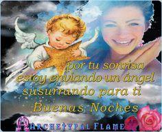 por tu sonrisa, estoy enviando un ángel, susurrando para ti Buenas noches  Amor y Luz,  For a smile, I am Sending an angel,to whispers you: Good night  love and light  για ένα χαμόγελο,στέλνω έναν άγγελο, να σου ψιθυρίσει : καληνύχτα  Αγάπη και Φως  #Goodnight #buenasnoches #Καληνύχτα #goedenacht #GuteNacht #buonanotte #lakunoć #boanoite #bonnenuit #добройночи #おやすみ #archetypalflame #beauty #health #inspiration #whisper #sonrisa #agape #fos, #καληνύχτα, #ψιθυρισει