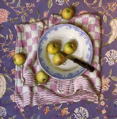 유 Still Life Brushstrokes 유 Nature Morte Painting by Kenne Gregoire