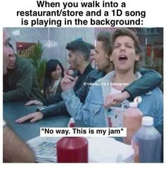 "So true  I was in Wendys with my grandma and i asked her ""Hey grandma who is singing this song?"" and she didnt know that it was Stockholm Syndrome"