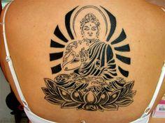 Résultats de recherche d'images pour «bouddha tatouage»