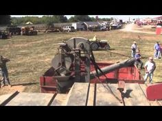 Days Gone By Tractor Show & Threshing