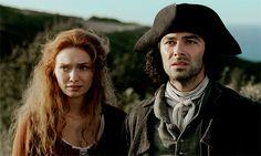 The harvest festival, when Ross starts flirting with Elizabeth.  Source: mmmuse's Poldark musings — vavaharrison:  2.03