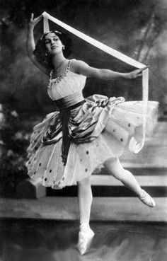 Anna Pavlova was a famous Russian prima ballerina and choreographer. The company she founded in 1911 was the first to tour ballet around the world.