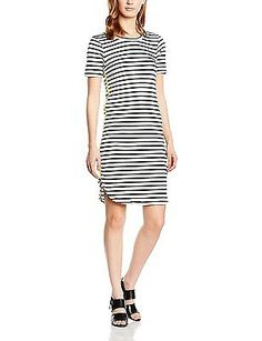 Womens 20100751 Dress Ichi Cheap Sale Outlet Store k2i3J