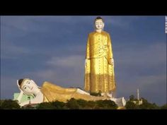 Gautama Buddha some of the Tallest statue in the World BY PHOTOFUN4UCOM