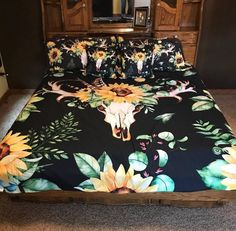 Designer Bedding Sets On Sale Cowgirl Bedroom, Western Bedroom Decor, Western Rooms, Western Decor, Dream Rooms, Dream Bedroom, Home Bedroom, Bedroom Ideas, Bedrooms