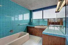 The MCM house was built in 1947, it is 3,200 square feet, plenty of room.