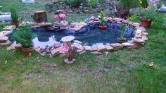 Lac ornamental pentru gradina