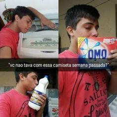 100 imagens 100% brasileiras para confirmar que você nasceu no país certo Bts Memes, Funny Memes, Memes Status, Naruto Cute, Best Memes Ever, True Facts, Funny Posts, Relatable Posts, Tumblr Funny