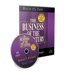 Robert Kiyosaki : The Business Of The 21st Century Audio (CD) Rich Dad Poor Dad