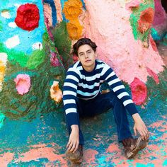 """Cole Sprouse on Instagram: """"Photo taken right after I helped the Lorax. @alex_hainer"""""""