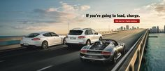 If you're going to lead, charge. #porsche