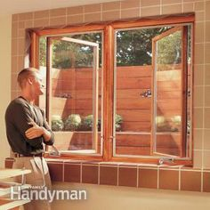 How to Install Basement Windows and Satisfy Egress Codes How to saw the hole, frame the opening and set a basement egress window