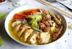 Cuina amb la mestressa: Sopa de pollo con noodles estilo Thai {Cocina fusión}