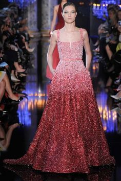 Elie Saab   Fall 2014 Couture Collection   Style.com