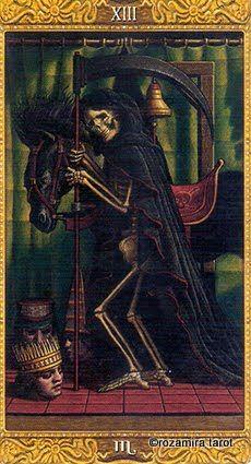 Death Mystical tarot