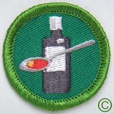 Sizzurp Sipper Merit Badge
