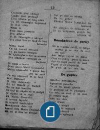Carte de Descantece Din Gura Babelor Celor Mai Batrane Spirit Soul, Mai, Petra, Romania