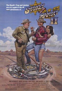 Jackie Gleason, Burt Reynolds, 1980's Movies, Great Movies, Comedy Movies, Action Movies, Plane Movies, 2 Movie, Love Movie