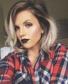 70+ Best Short Ombre Hair Color Ideas https://femaline.com/2017/07/03/70-best-short-ombre-hair-color-ideas/