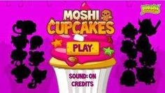 Moshi Monsters Cupcakes - http://www.littlemonstersgames.com/moshi-monsters-cupcakes-game/ -  Description Play Moshi Cupcakes, catch the Moshlings in this amazing cooking game Instructions Use Mouse on screen to Control, follow on screen instructions throughout game. Why not go to the Moshi Monsters Website and Join the gameClick Here