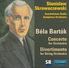 Various - Bartok: Divertimento for String Orchestra: Concerto for Orchestra