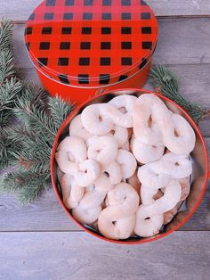 Bake up a batch of Kringle, traditional Norwegian cookies. Normally made for the holidays, you'll want these soft sugar cookies from scratch every day Norwegian Cuisine, Norwegian Food, Norwegian Recipes, Swedish Cuisine, Swedish Recipes, Sugar Cookies From Scratch, Soft Sugar Cookies, Christmas Cookie Exchange, Christmas Cookies
