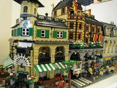Beautiful Lego buildings!