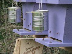 homemade bee hive plans - Google 搜尋