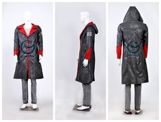 DMC Devil may Cry 5 Dante Cosplay Costume #DevilmayCry #Dante #cosplay #costume #cosplayclass #game