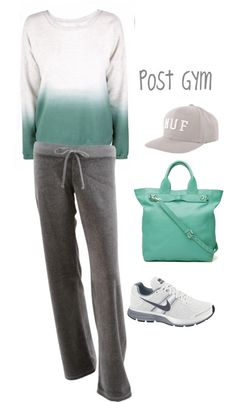 """""""Post Gym Outfit"""" by booyagirl on Polyvore"""