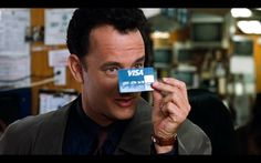 VISA card – You've Got Mail (1998) Movie Scene
