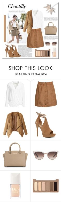 """#39"" by holland21 ❤ liked on Polyvore featuring By Malene Birger, Pilot, ALDO, Michael Kors, Gucci, Christian Dior and Urban Decay"