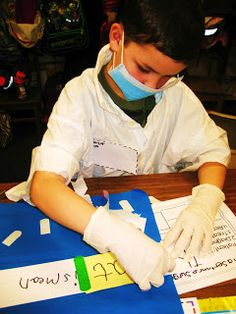"""""""sentence surgeons"""" - antonyms and synonyms. CCSS states this is L.4.5 but students should definately know this before then!!"""