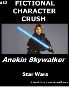 I haven't seen Star Wars but I remember all my friends drooling over him.