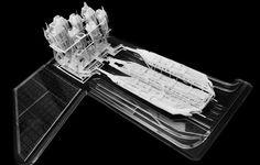 jonathan wimmel - sciarc/gsapp,  maquette, architectural model, maqueta, modulo
