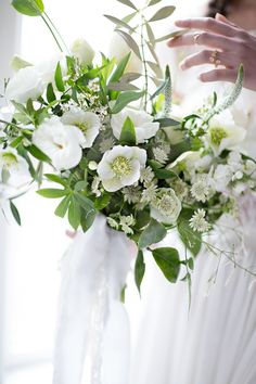 321 best classic white and green flowers images on pinterest in 2018 finding your own bridal style once wed mightylinksfo