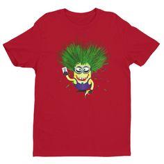 "The Joker ""Evil Minion"" T-Shirt (Exclusive) Evil Minions, Joker, Mens Tops, T Shirt, Products, Supreme T Shirt, Tee Shirt, Jokers, The Joker"