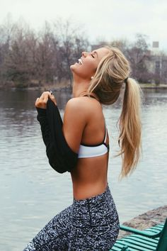 48 ideas fitness clothes for women athletic wear weight loss Reto Fitness, Estilo Fitness, You Fitness, Fitness Diet, Fitness Goals, Health Fitness, Fitness Hacks, Fitness Sport, Female Fitness