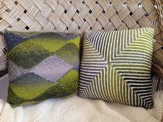 Ravelry: KnittingSuzanne's Short Row Pillow #2