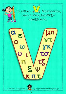 Greek Language, Speech And Language, Learn Greek, Notary Public, School Lessons, My Teacher, Special Education, Kids And Parenting, Grammar