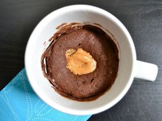 cooked chocolate mug cake