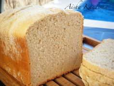 Aisha Kandisha: MI PAN DE MOLDE FAVORITO (CON PANIFICADORA Y SIN ELLA) Food N, Food And Drink, Party Finger Foods, Pan Bread, Allergy Free, Cakes And More, Cooking Time, Cornbread, Bread Recipes