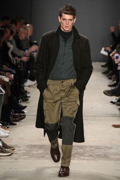 Todd Snyder Fall 17. Photo by Gerardo Somoza.  menswear mnswr mens style mens fashion fashion style toddsnyder runway
