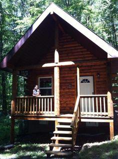 3. Mountain Creek Cabins Cabins In West Virginia, Exterior Design, Interior And Exterior, Canaan Valley, Honeymoon Cabin, Berkeley Springs, Luxury Log Cabins, Lost River, River Lodge