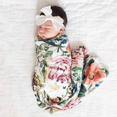This large oversized knit swaddle blanket in our Boho Chic pattern can grow with your boho baby! Swaddle your brand new baby girl and then keep as she grows! Baby Swaddle Blankets, Toddler Blanket, Baby Crib Bedding, Girl Nursery, Nursery Ideas, Babies Nursery, Nursery Themes, Newborn Pictures, Baby Boy Newborn