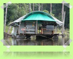 GUYANE AMAZONIE PÊCHE