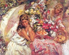 Figurative Paintings by Jose Royo  <3 <3
